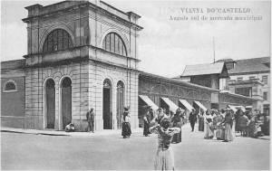 Mercado Municipal, construído em 1892