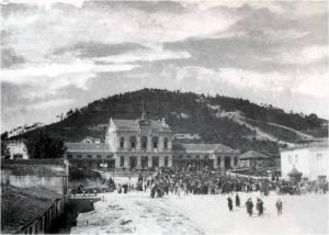 Estação do Caminho de Ferro