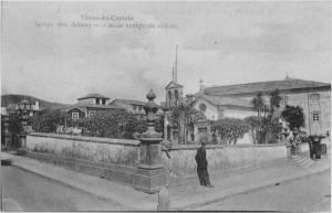 Igreja das Almas, a primeira Matriz de Viana