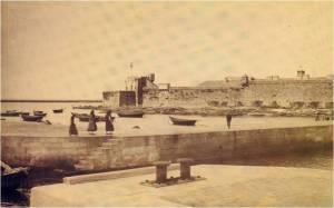 Torre da Roqueta e Doca de Pesca